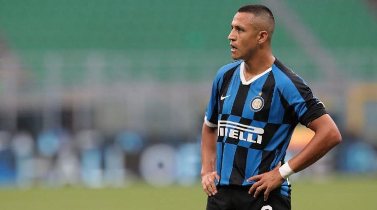 Интер и Юнайтед постигнаха договорка за цената на Алексис