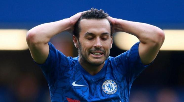 Педро ще претърпи операция преди да подпише с Рома