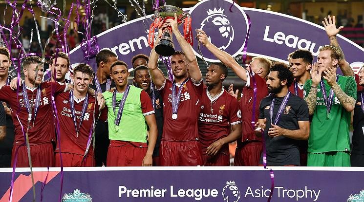 Трима от Ливърпул номинирани за играч на сезона във Висшата лига