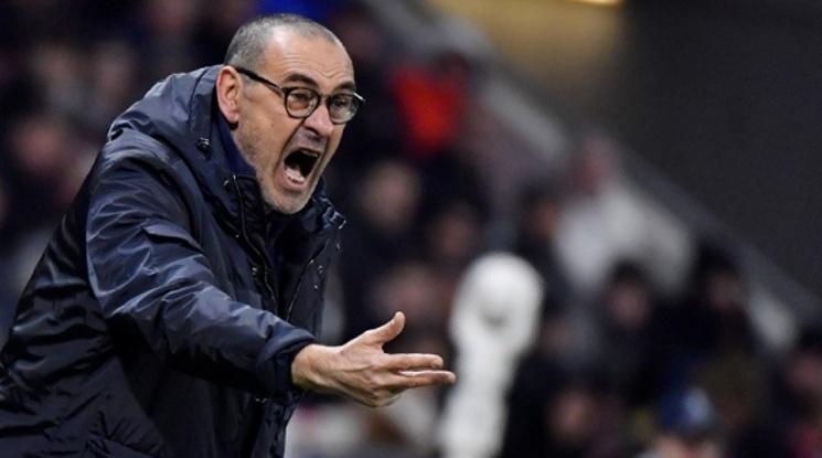 Маурицио Сари вече не е треньор на Ювентус
