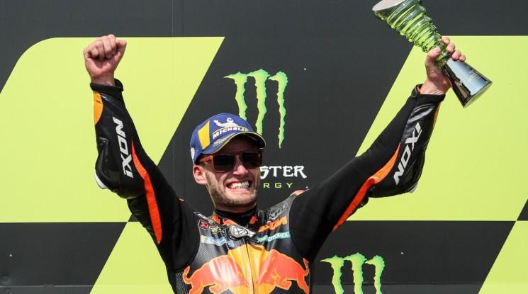 Новобранец с КТМ спечели изненадваща победа в Гран При на Чехия