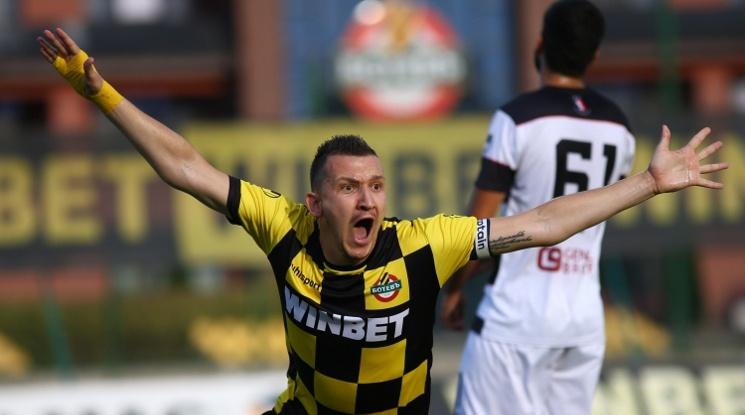 Ботев триумфира в дербито на Пловдив