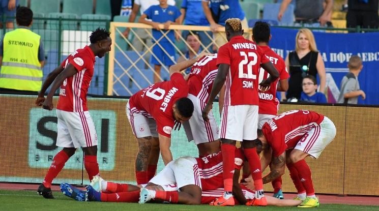 ЦСКА София излиза срещу малтийския Сиренс в Лига Европа
