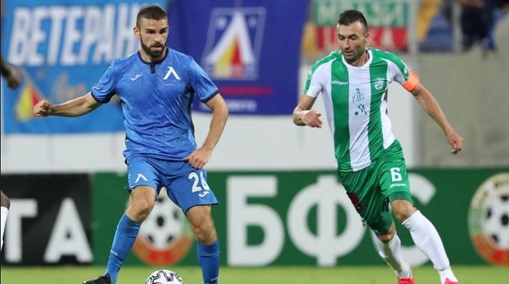 """Берое надигра Левски и си тръгна с успех от """"Герена"""""""
