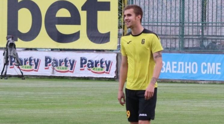 Вутов отново може да играе в чужбина