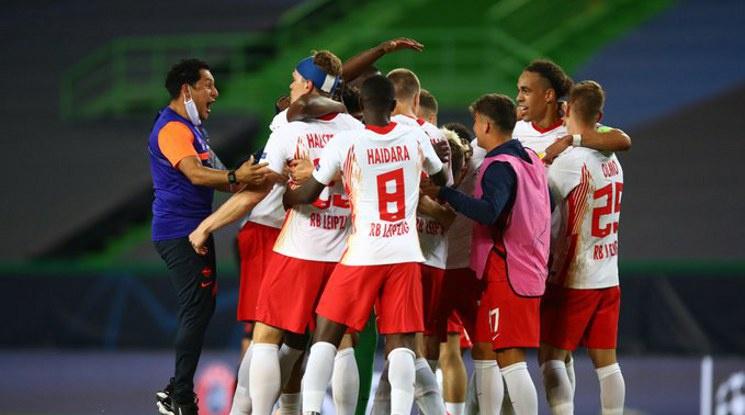 Лайпциг отстрани Атлетико и продължава да пише история в Шампионската лига (видео)