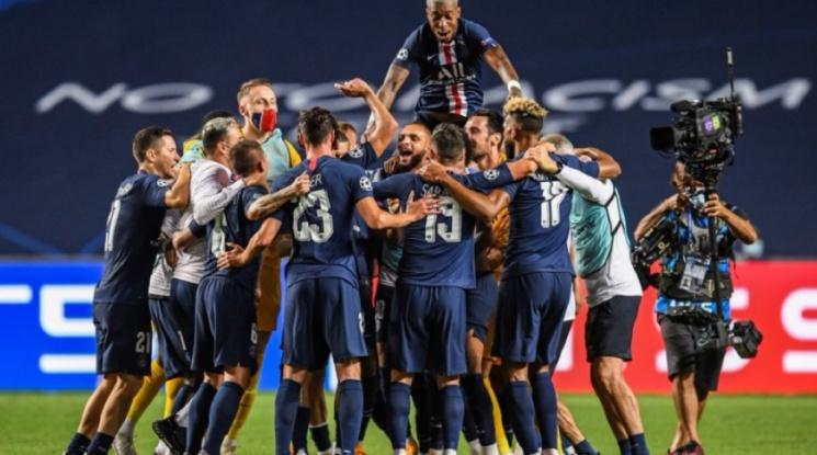 ПСЖ е първият финалист в Шампионската лига след исторически успех в Лисабон (видео)