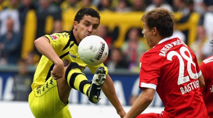 Рангелов: Клоп ми се обади в Созопол и ми предложи трансфер в Дортмунд