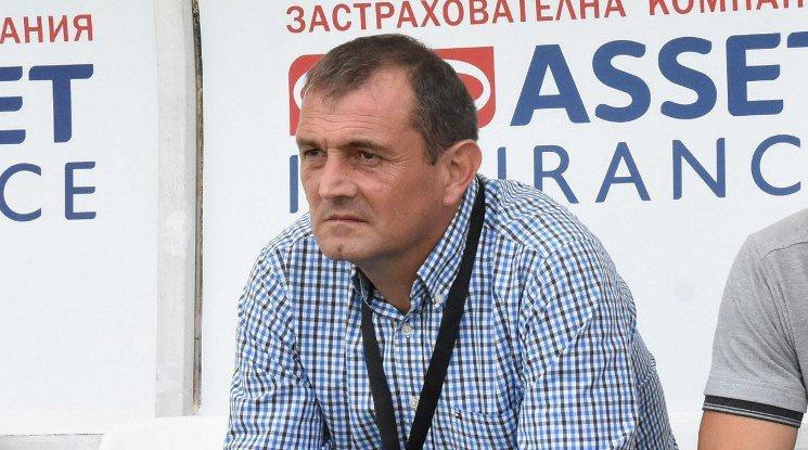Загорчич оптимист преди двубоя в Албания
