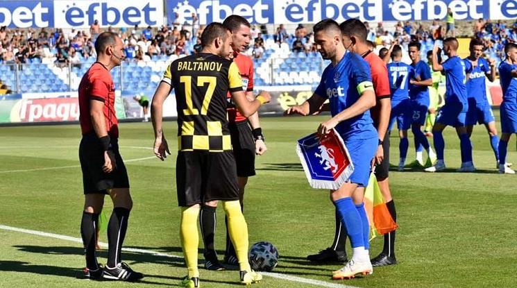 Арда постигна обрат срещу Ботев Пловдив у дома