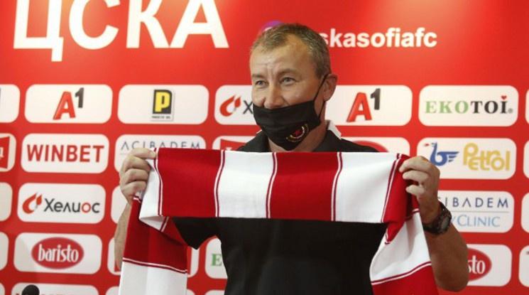 Белчев: Очаквам да победим отбора на БАТЕ