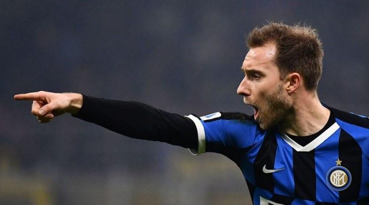 Ериксен едва ли ще е играч на Интер през следващия сезон