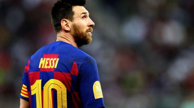 TyC Sports: Вероятността Меси да остане в Барса е 90%