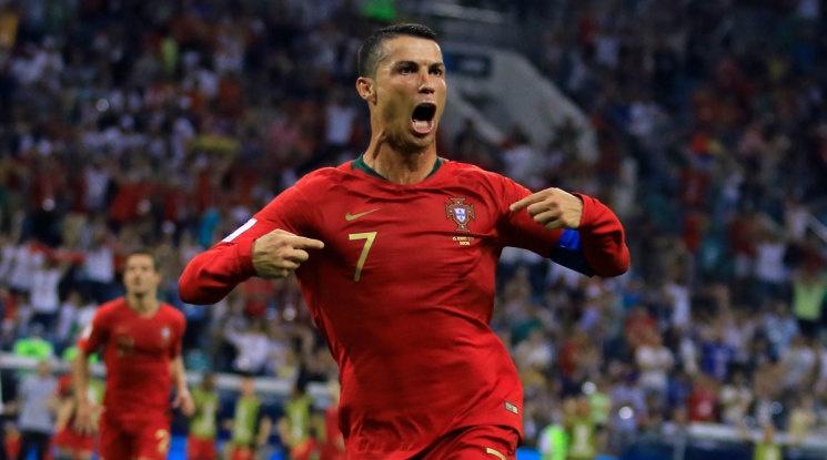 Роналдо покори нов връх в кариерата си