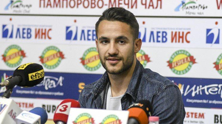 Боби Цонев ще взима тавана на заплатите в Левски