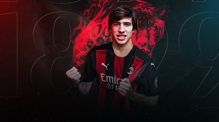 Официално: Сандро Тонали премина в Милан