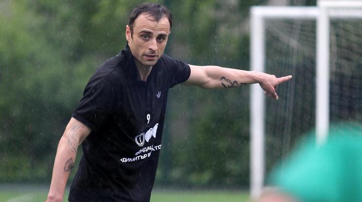 Бербатов иска нови лица начело на родния футбол