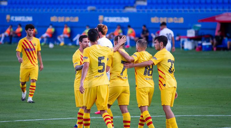 Барселона победи Химнастик в контрола (видео)