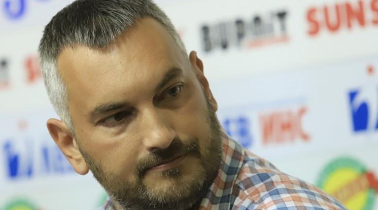Михаил Михайлов: Нуждаем се от подкрепа, за да осигурим събитие на топ ниво