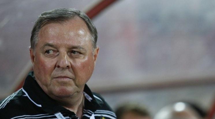 Александър Тарханов е новият треньор на Славия