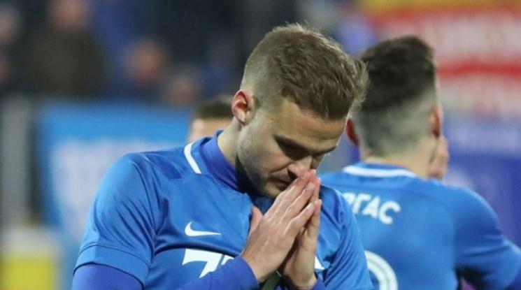 Ейолфсон преминава в Розенборг без да спечели стотинка за Левски