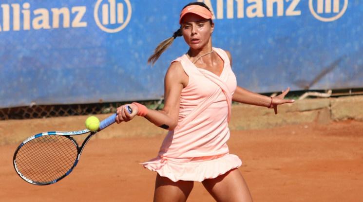 """Томова преодоля първия кръг на квалификациите на """"Ролан Гарос"""""""