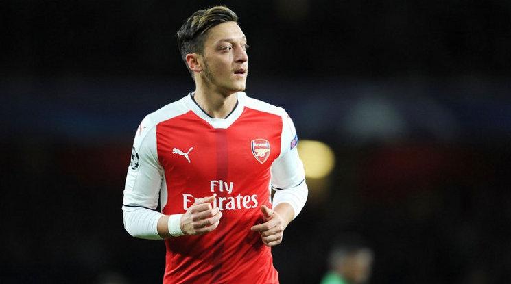 Една залязваща звезда - Йозил вече не може да влезе дори в групата на Арсенал
