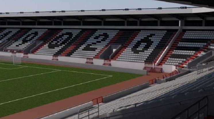 Четири фирми искат да строят стадиона на Локо Пловдив