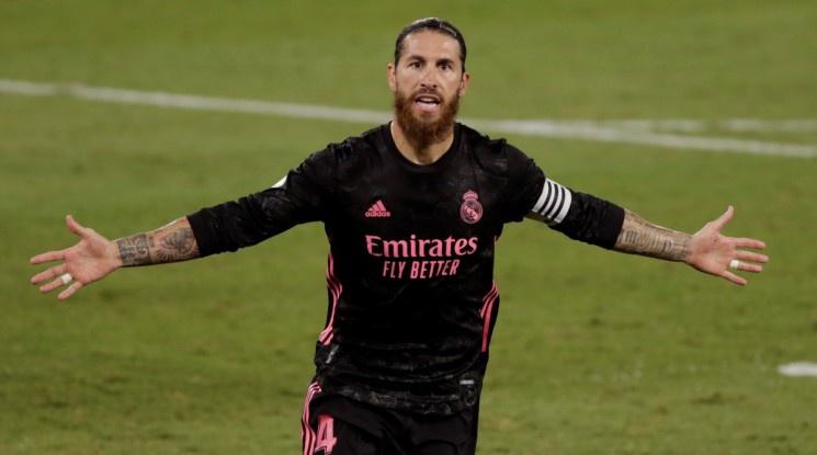 Реал обърна Бетис за първи успех през сезона (видео)
