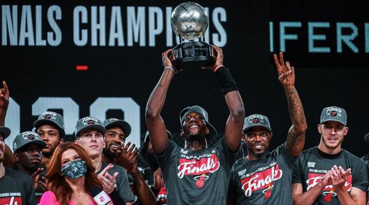 Маями победи Бостън и ще спори с Лейкърс за титлата в НБА (видео)