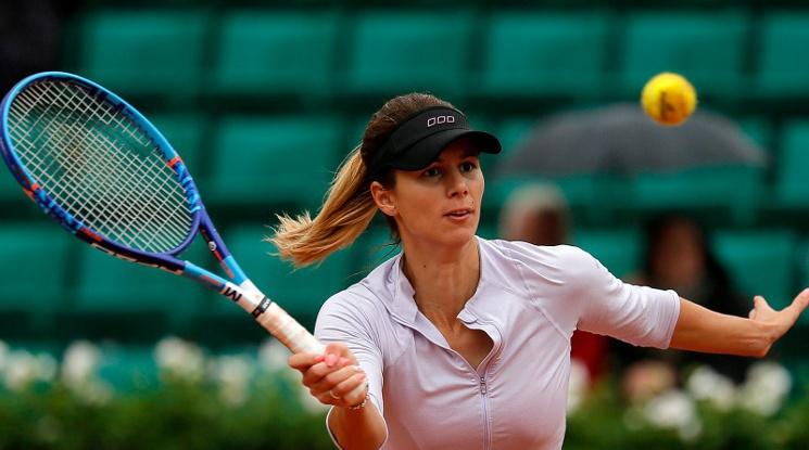"""Експресна победа за Пиронкова на старта на """"Ролан Гарос"""""""