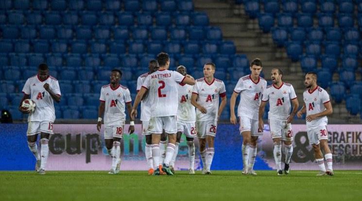 ЦСКА обяви разширения състав за групите на Лига Европа
