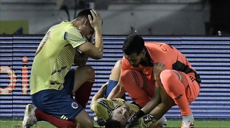 Сантиаго Ариас ще е извън терените поне половин година