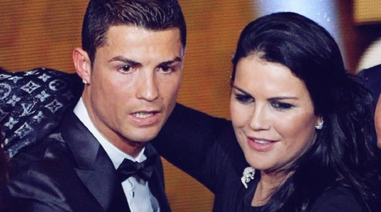 Сестрата на Роналдо: Кристиано е пратеник на Бог