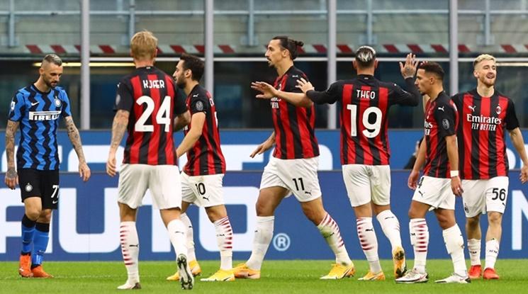 Златан: Милан може да стане шампион (видео)