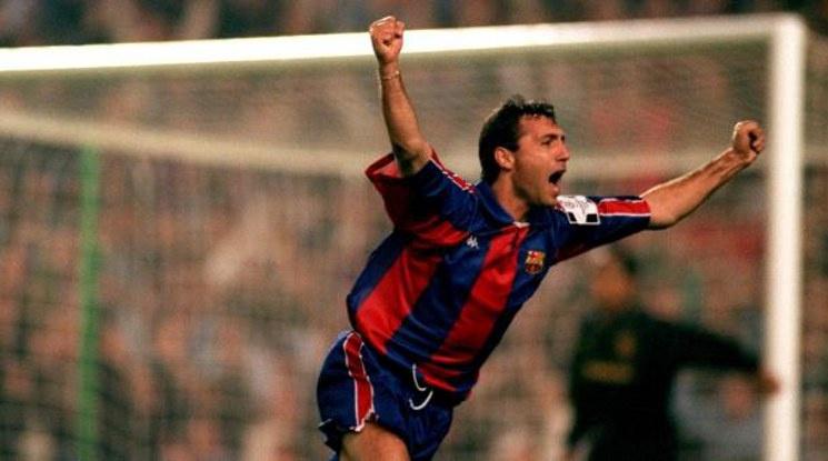 """""""Франс Футбол"""" нареди Стоичков сред най-великите за всички времена"""