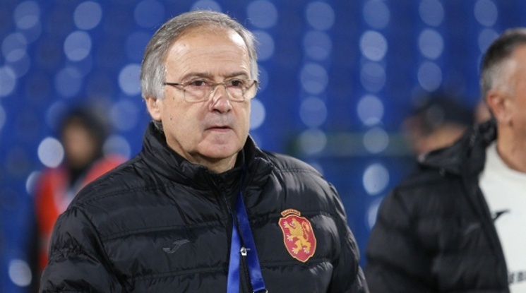Дерменджиев: Българският футбол не е на добро ниво