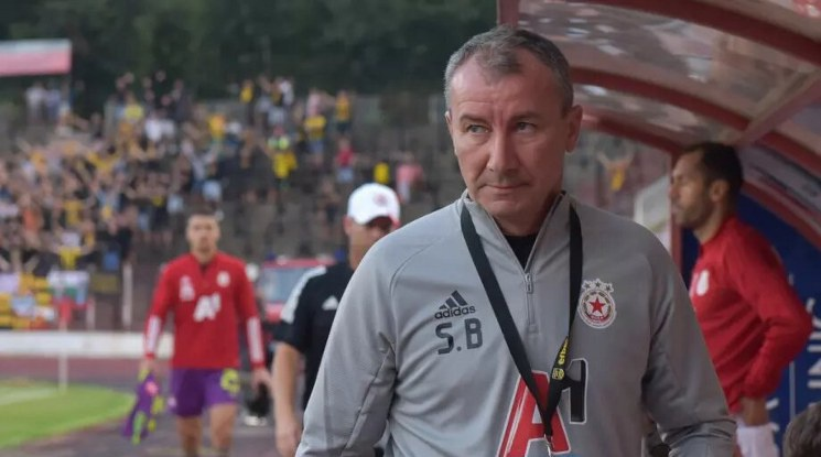 Белчев: Успех на ЦСКА!