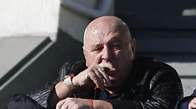 Венци Стефанов: Страх ме е само от грозни жени