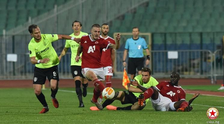 Моралес: ЦСКА може да изненада Рома