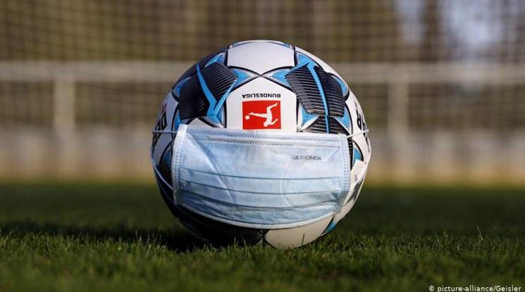 Забраниха достъпа на фенове по немските стадиони