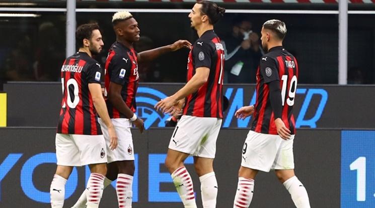 Три победи за Милан на Ковид-фронта
