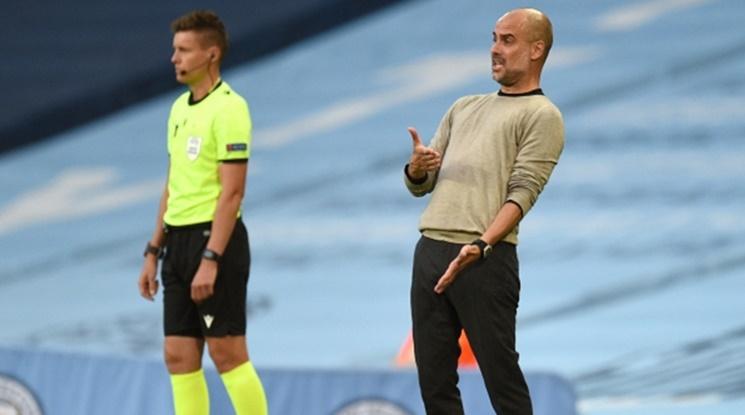 Пеп отговори на информациите за завръщане в Барселона