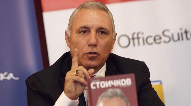 Барса започва продажба на автобиографията на Стоичков
