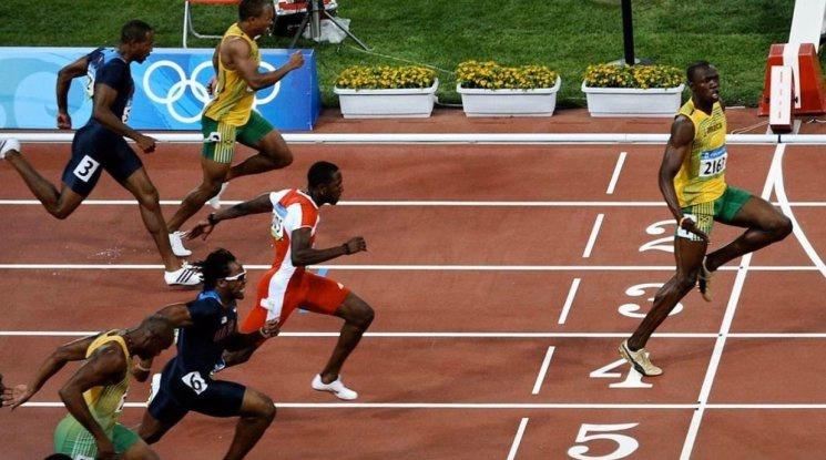 Болт: Само един футболист може да ме надбяга