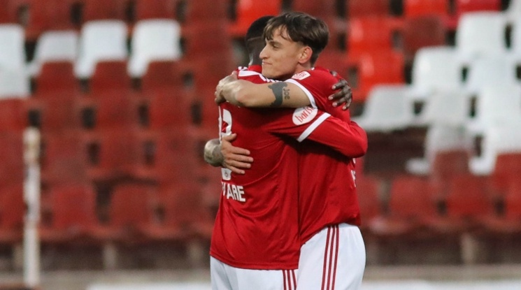 ЦСКА разгроми Ботев Ихтиман в дебюта на Акрапович