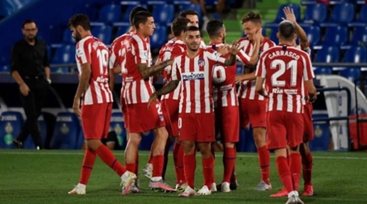 Атлетико подчини Барса, грешка на Тер Щеген покоси каталунците (видео)