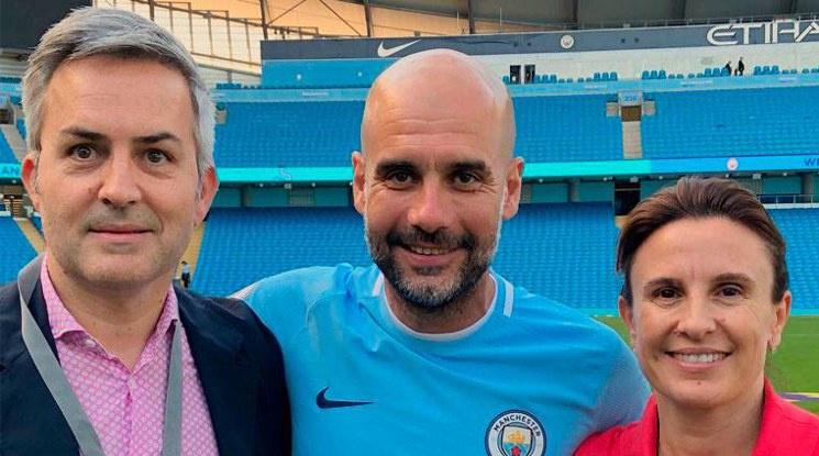 Виктор Фонт: Пеп иска Меси да се оттегли като играч на Барселона