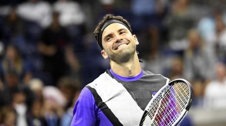 Григор е сред най-добре печелившите в тениса