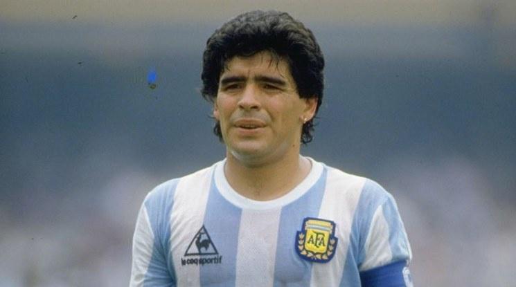 Светът на футбола тъжи за Дон Диего